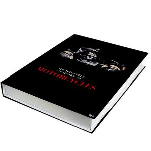 LIVRO THE COLLECTION OF MOTORCYCLES FULLWAY 36x27x5cm