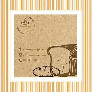 Toalhas De Mesa 60 x 60 cm Personalizada Em Papel Offset 90g - 4x0