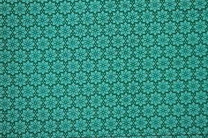 Tecido para Patchwork Mourisco Turquesa (0,50m x 1,50m)
