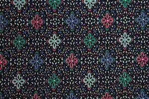 Tecido para Patchwork Novo México 1 Azul Marinho (0,50m x 1,50m)