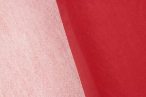 Nylon Dublado Vermelho (0,50m x 1,40m)