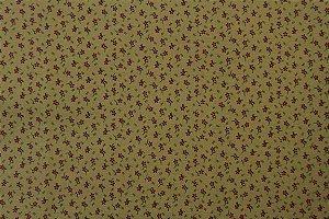 Tecido para Patchwork Floral Miúdo Castor (0,50m x 1,40m)