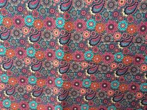 Tecido para Patchwork Estampa Digital Julox (0,50m x 1,40m)