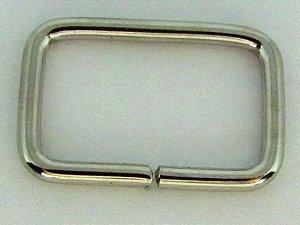 Quadro 25mm Niquelado