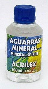 Aguarrás Mineral Acrilex 100ml