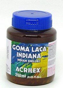Goma Laca Indiana Acrilex 250ml