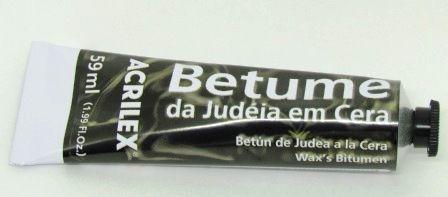 Betume da Judéia em Cera 59ml Acrilex