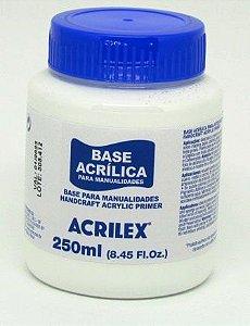 Base Acrilica para Artesanato 250ml Acrilex