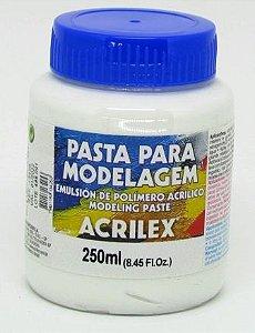 Pasta para Modelagem 250ml Acrilex