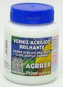 Verniz Acrilico Brilhante 250ml Acrilex