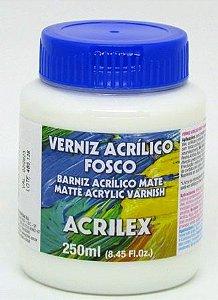 Verniz Acrilico Fosco 250ml Acrilex