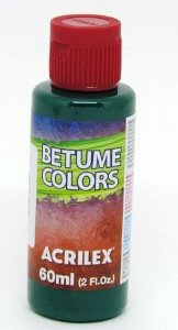 Betume Colors 60ml Verde Acrilex
