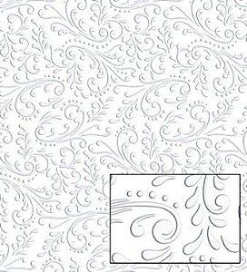 Papel Textura Arabescos Litoarte
