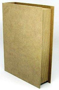 Caixa Livro Grande em MDF