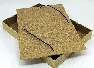 Caixa Pasta Pequena em MDF