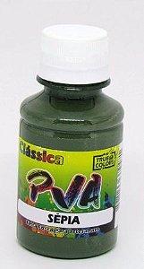 Tinta PVA Fosca 100ml Sépia True Colors