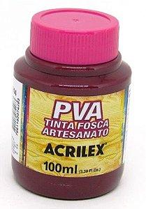 Tinta PVA Fosca 100ml Arandano Acrilex
