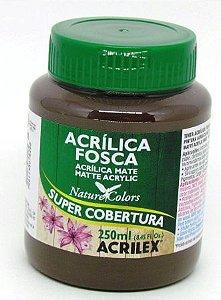 Tinta Acrilica Fosca 250ml Rústico Acrilex