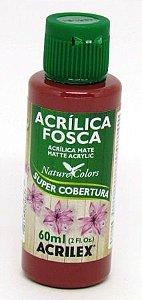 Tinta Acrilica Fosca 60ml Terra Queimada Acrilex