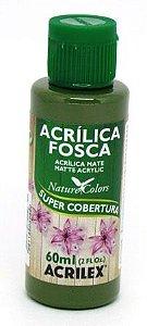Tinta Acrilica Fosca 60ml Verde Oliva Acrilex