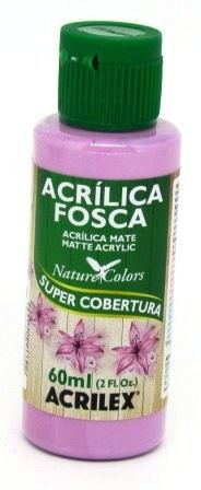 Tinta Acrilica Fosca 60ml Orquídea Acrilex