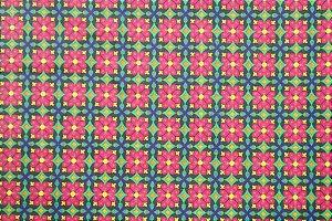 Tecido para Patchwork Estampa Digital Drops (0,50m x 1,40m)