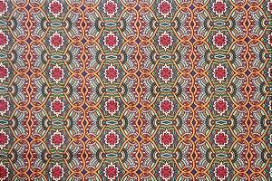 Tecido para Patchwork Estampa Digital Popstar (0,50m x 1,40m)