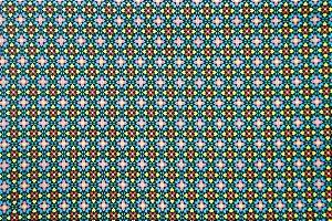 Tecido para Patchwork Estampa Digital Jam (0,50m x 1,50m)