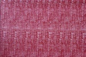 Tecido para Patchwork Textura Vinho (0,50m x 1,50m)
