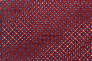 Tecido para Patchwork America Flis 3 (0,50m x 1,50m)