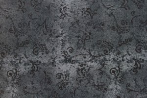 Tecido para Patchwork Arabesco Petróleo (0,50m x 1,50m)