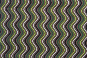 Tecido para Patchwork Waves Verde (0,50m x 1,50m)
