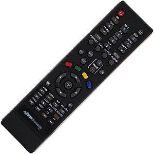 Controle Remoto Receptor Azbox Bravissimo Twin HD