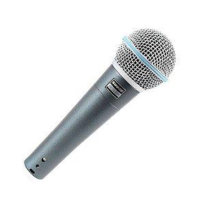 Microfone Profissional SHURE BETA58A