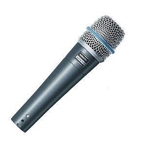 Microfone Profissional SHURE BETA57A