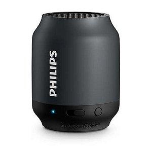 Caixa De Som Speaker Philips Bt-50b Usb Bluetooth