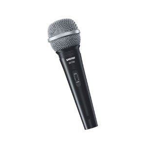 Microfone profissional SHURE SV100 dinâmico original