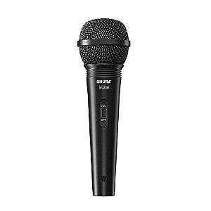 Microfone profissional SHURE  SV200 dinâmico original