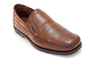 ea8f86de54 Moda masculina sapato couro masculino franca brasil preto - Multiplace