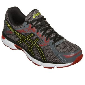 TENIS ASICS GEL-EXCITE 3 A MASCULINO TITANIUM/BLACK/RED