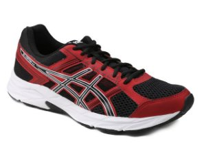Tênis Asics Gel-contend 4a Masculino - Vrm/pto/bco