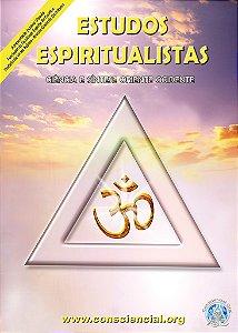 Livro Estudos Espiritualistas - Ciência e Síntese Oriente Ocidente