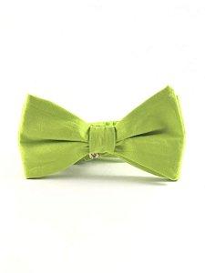 Gravata Tricoline Verde