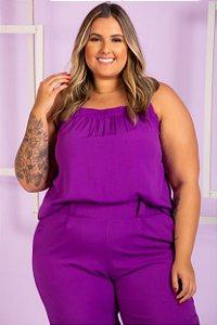 Blusa Eva Plus Size