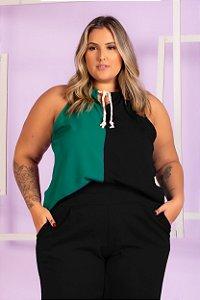 Blusa Carolina Plus Size
