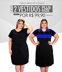 Promoção Leve 2 Vestidos (Economize R$ 79,90)