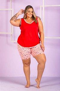 Pijama Adriana Plus Size