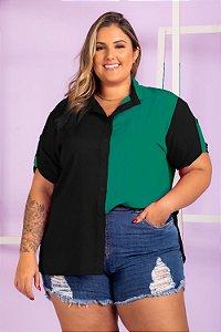 Camisa Isadora Green