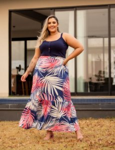 Regata Ashley Plus Size