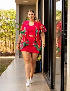 Kimono Estampado Gisele